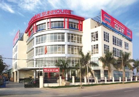 Nhà máy sunhouse