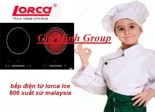 Bếp điện từ Lorca